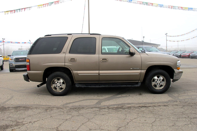 2003 CHEVY Tahoe LT XG18395A leather 4x4 139 down 139month or 4900