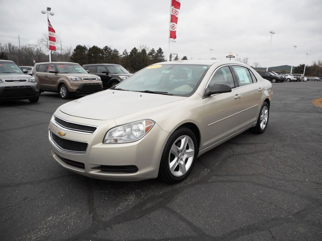 2010 CHEVY Malibu LS J3259A 1 owner clean 6994