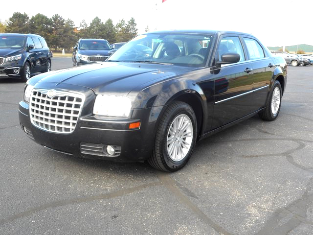 2009 CHRYSLER 300 LX J3272A only 48814 miles clean 10865