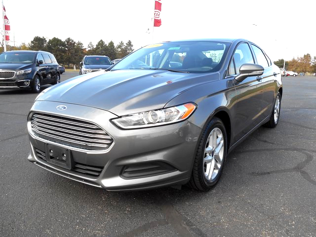 2014 FORD Fusion SE J101038 great car 1 owner only 13965