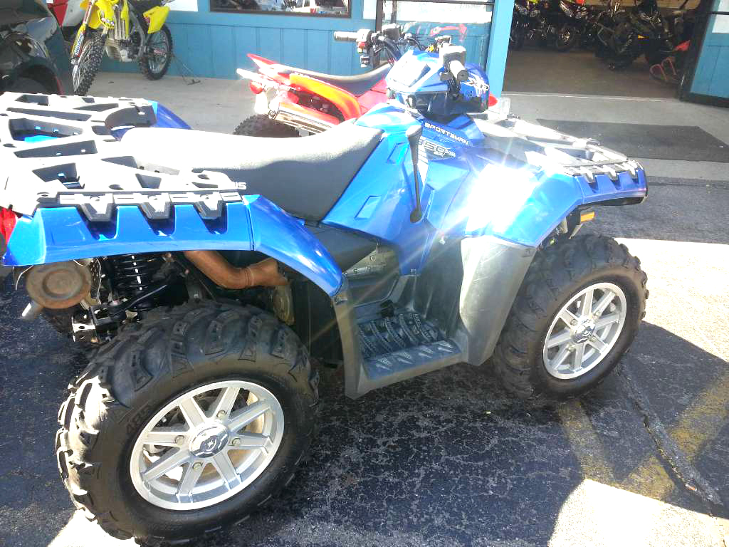 2013 POLARIS Sportsman XP 850 4x4 financing available only 7999For more information contact our