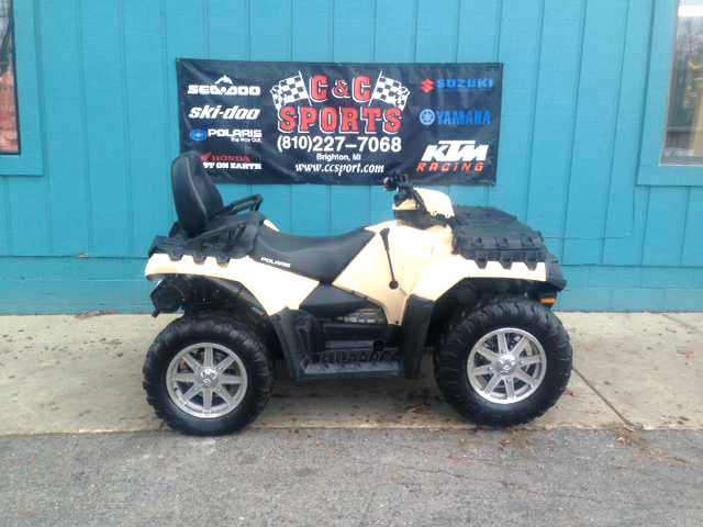 2012 POLARIS Sportsman Touring 850 4x4 only 1100 miles financing available only 7999For more in