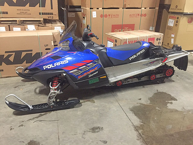 2006 POLARIS 900 Switchback 2 up riding blowout sale ask for Cody or Ross only 2988