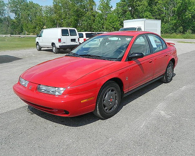 1997 SATURN SL2 1464 only 114500 miles automatic air 2900