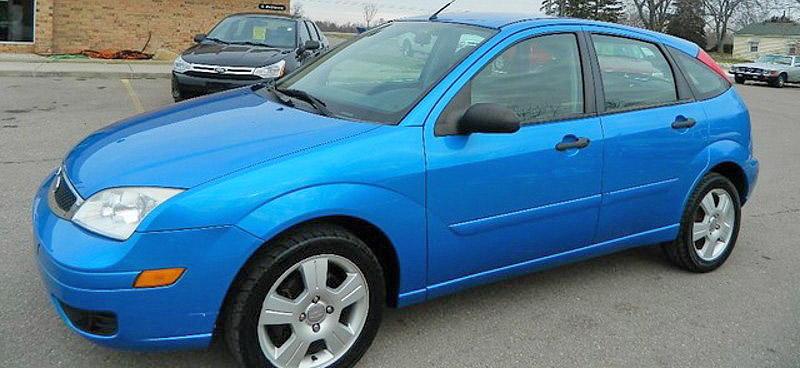 2007 FORD Focus ZX5 1676 great miles per gallon only 73990 miles 5800