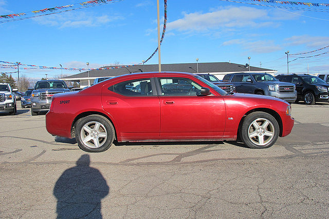2008 DODGE Charger SE 16T050A 169 down 169month or 6900
