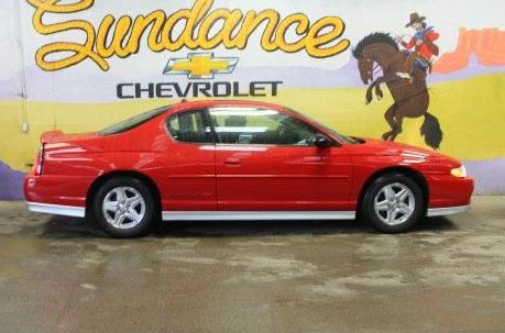 2005 CHEVY Monte Carlo SS XG18739 178 down 178month or 8900