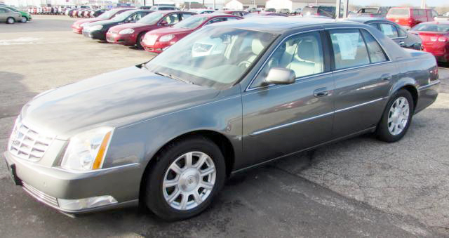 2008 CADILLAC DTS 67401 loaded remote start 9999