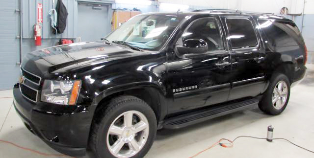 2011 CHEVY Suburban LT 67171 4x4 DVD 3rd row seating leather 1 owner 29999