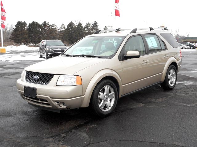 2006 FORD Freestyle Limited J3354A 30 liter Duratec V6 only 88451 miles 9792