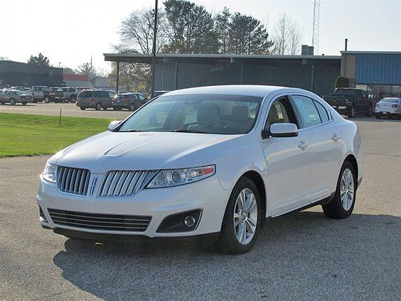 2011 LINCOLN MKS FU215 AWD 335 per month for 66 months 19500