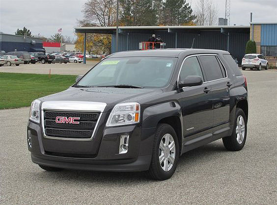 2014 GMC Terrain SLE GC017A FWD 342 per month for 72 months 21495