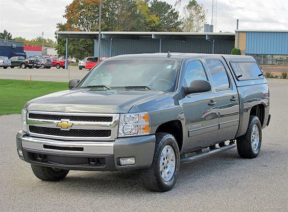 2011 CHEVY Silverado 1500 LT FT441A crew cab 4WD 415 per month for 72 months 25995