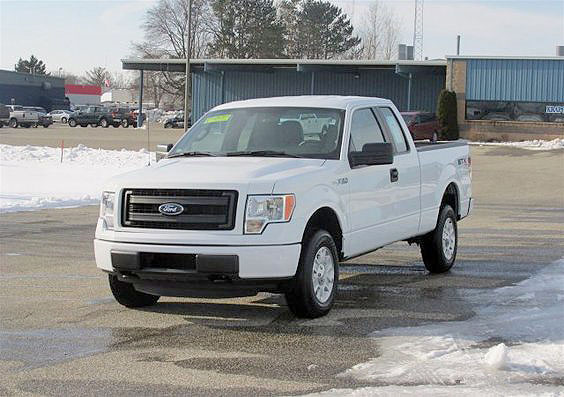 2013 FORD F-150 STX FP102 ext cab 4WD 446 per month for 72 months 27950