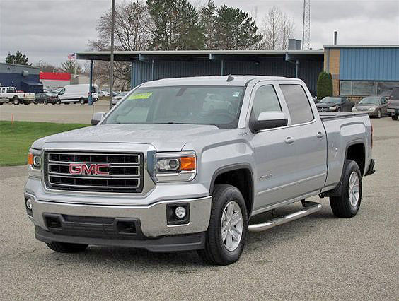 2014 GMC Sierra 1500 SLE crew cab 4WD FT443 525 per month for 72 months 32880
