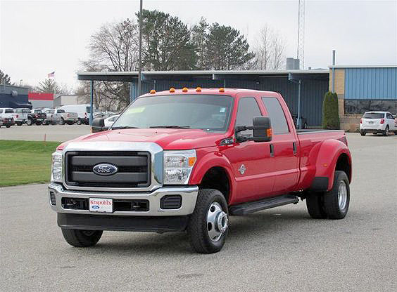2014 FORD F-350 XL GT102A crew cab 4WD 639 per month for 72 months 39995