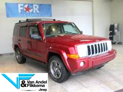 2006 JEEP Commander J57564A 4x4 inferno red 94000 miles 12131