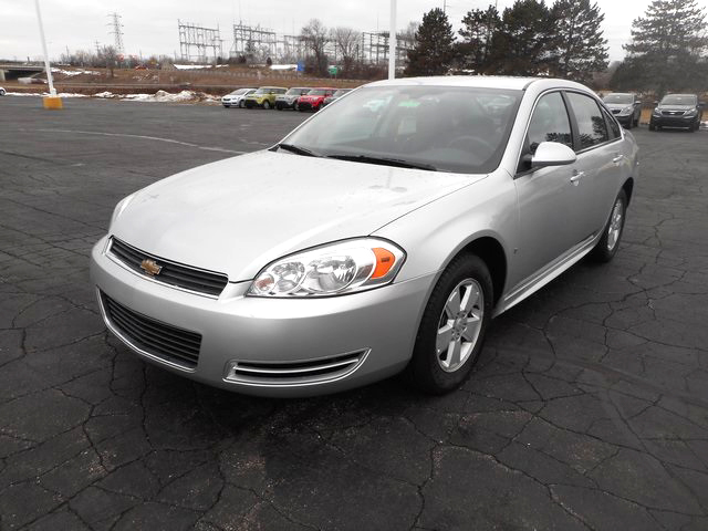 2009 CHEVY Impala LT J101022A 1 owner clean 7292