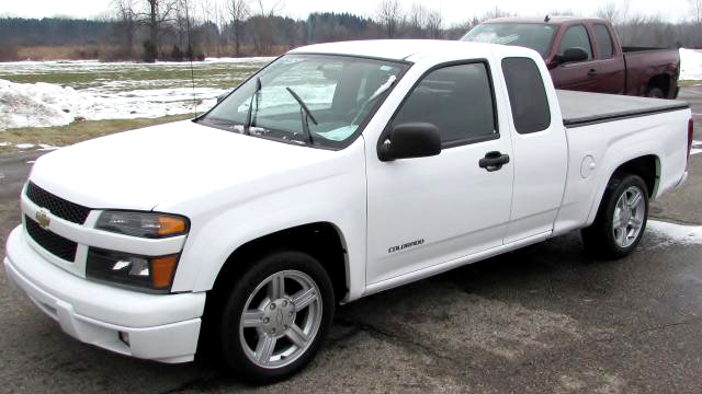 2004 CHEVY Colorado 62201 extended cab automatic low miles 10999