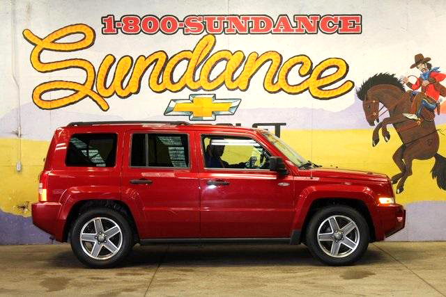 2009 JEEP Patriot GC18747 automatic 4x4 209 down 209month or 10500