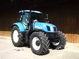 NEW Holland T6165 CHA triple remote duals FWA 260 hours call
