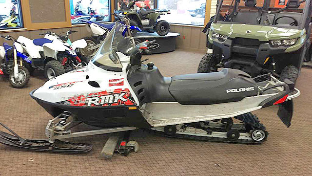 2008 POLARIS Trak RMK only 2638 miles long track only 2799For more information contact our inte