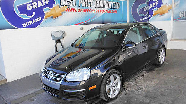 2010 VW Jetta 7-152840A 1 owner great miles 6900