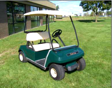 2002 CLUB Car DS Electric brand new batteries 7-13-15 only 1999