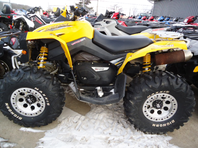 2012 CAN AM RENEGADE 800R 4x4 sport ATV trail or sand only 6695