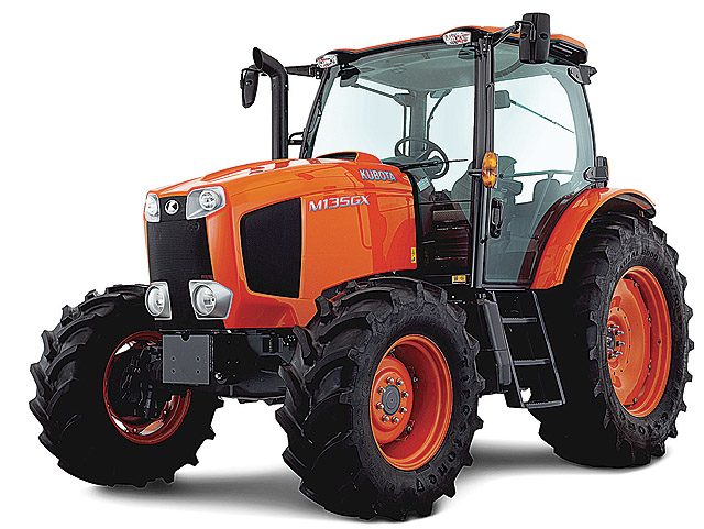 NEW Kubota M135GXDTC-I 135 HP 4 cylinder diesel turbo charged intercooled 4x4 ask about paymen