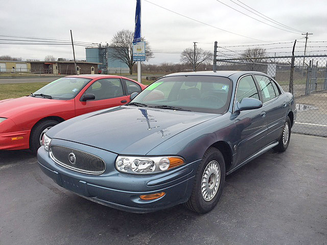 2000 BUICK LeSabre Custom 7-245346A low miles leather 2800