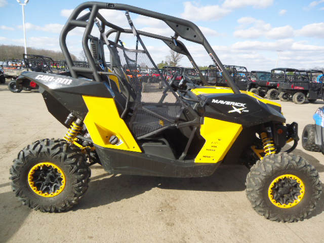 2013 CAN AM Maverick XRS 1000R excellent condition low miles only 14245