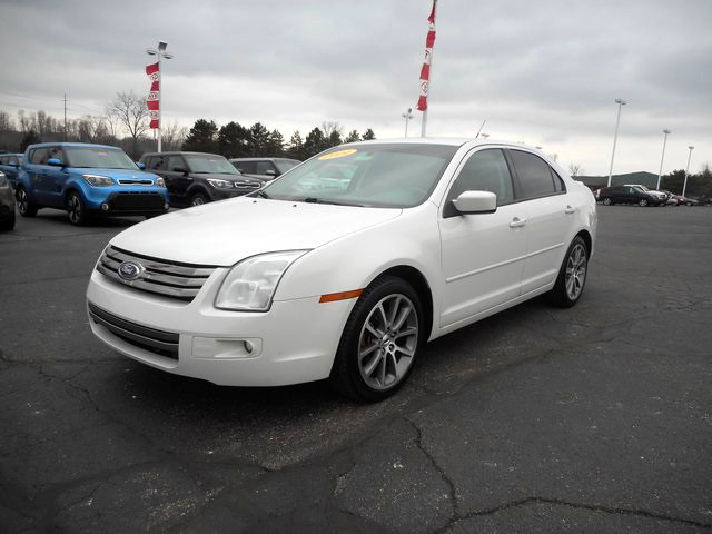 2009 FORD Fusion J3430A 1 owner clean 7991
