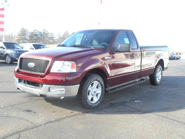 2004 FORD F-150 J101061A low miles 9963