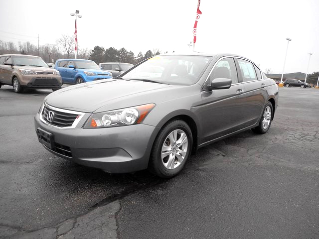 2009 HONDA Accord LX-P J101143A 1 owner nice 10472