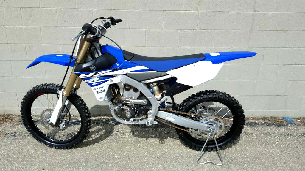2015 YAMAHA YZ250F like new bike save a ton over new 0 down financing available only 6299For