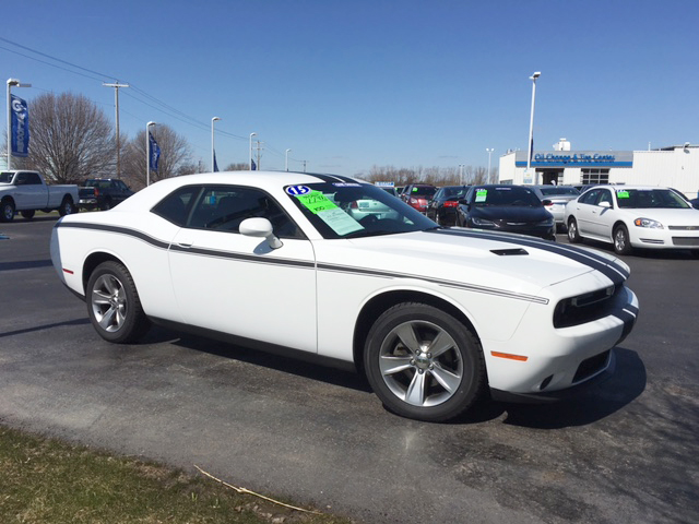 2015 DODGE Challenger SXT 7-F804145 beautiful condition loaded a great buy 19700