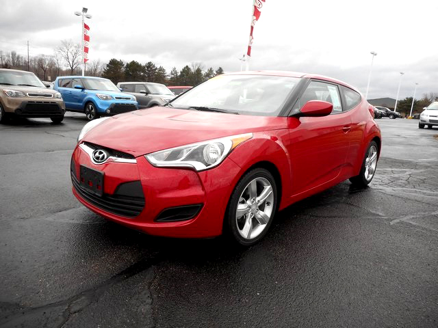 2014 HYUNDAI Veloster RE J101140 one owner flex hatchback very clean 13494