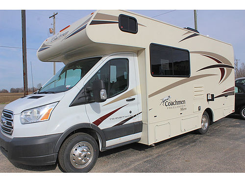 2017 COACHMEN Freelander 20CB queen bed HDTV generator power awning lots of storage 56955