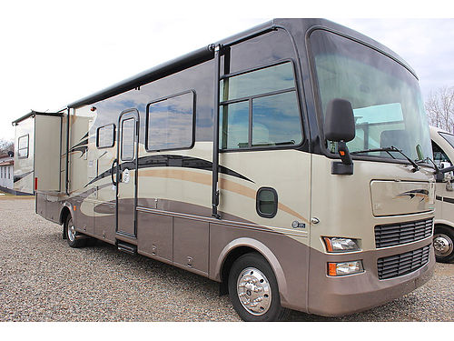 2008 TIFFAN Allegro Open Road 32LA only 26995 miles like new 2 slide outs XL generator full ki