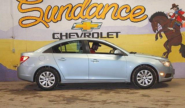2011 CHEVY Cruze LT XG19342 219 down 219month or 11500