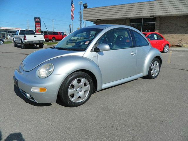 2002 VW Beetle 1758 automatic only 93875 miles reduced to 4850