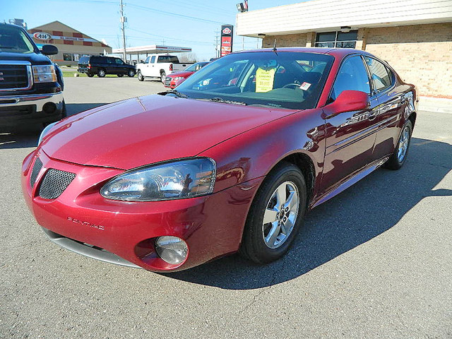 2005 PONTIAC Grand Prix GT 1606 3800 engine low miles reduced to 4900