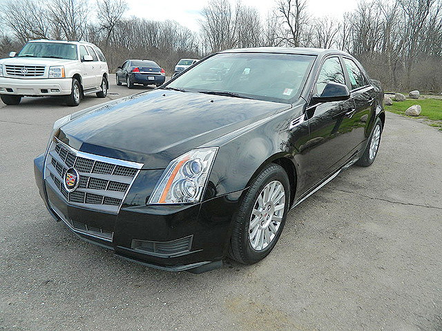 2010 CADILLAC CTS-4 1682 AWD 102450 miles loaded 11900