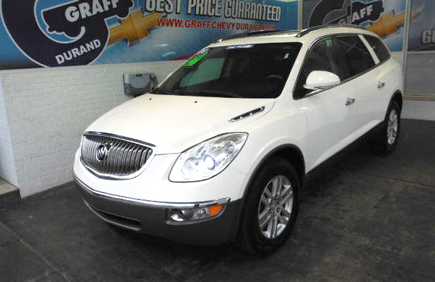 2008 BUICK Enclave CX 7-562287A 1 owner nicely equipped 13900