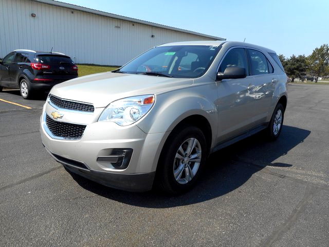2014 CHEVY Equinox LS J101160 FWD one owner very clean 16699