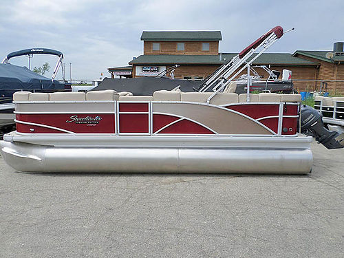2016 SWEETWATER SWPE 200 10158 new 70 HP Yamaha 29900