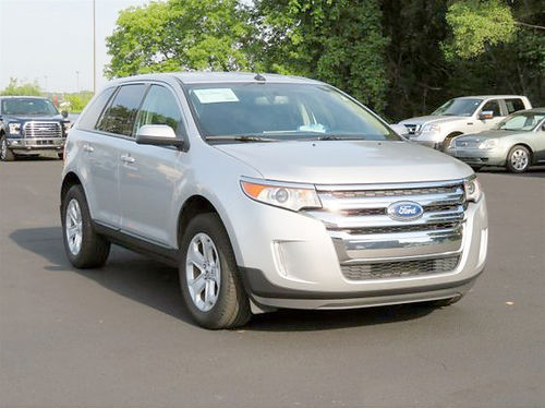 2013 FORD Edge SEL GP0436 speed automatic with manual shift 35L V6 389month for 72 months or