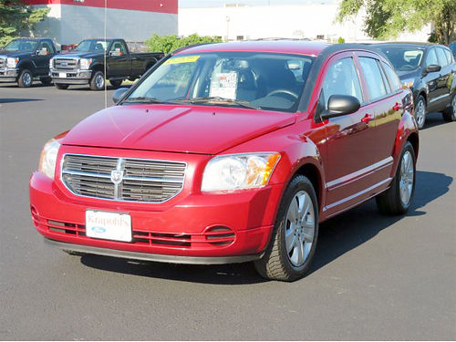 2009 DODGE Caliber SXT GU118 5 speed manual 148month for 60 months or 7995