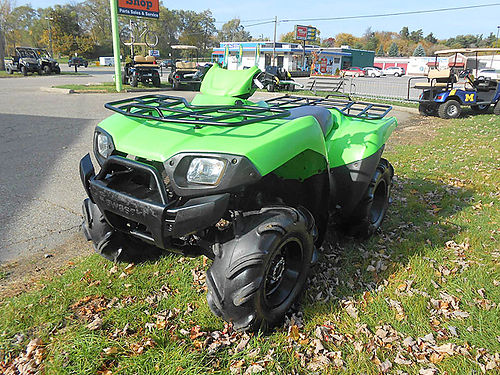 2007 KAWASAKI Brute Force 650 4x4 Sedona rims Highlifter Outlaw tires only 4499